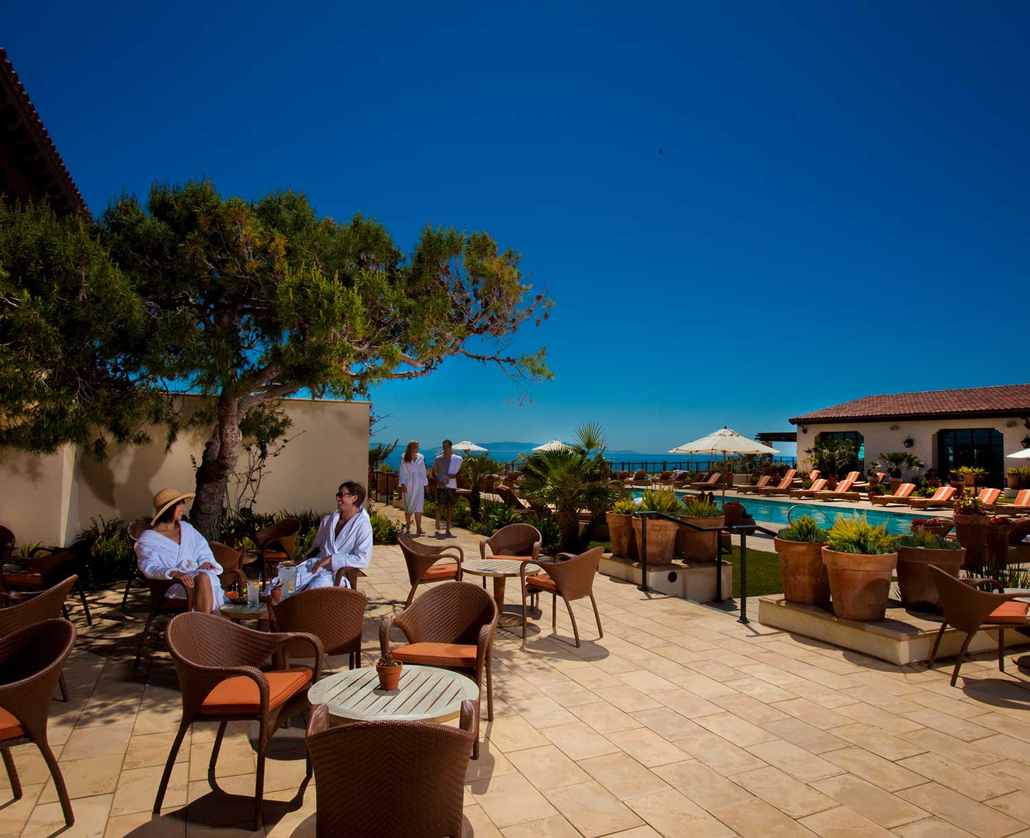 Terranea Resort | Spa Café
